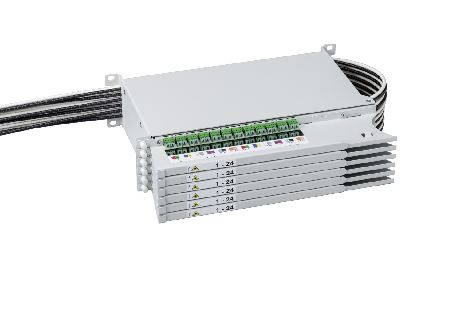 SPM HD 2HE 144x LC/APC